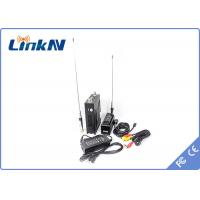Buy cheap Digital Video / Data Transmission COFDM Transmitter Non Line Of Sight With Vehicle Mounted Receiver from wholesalers