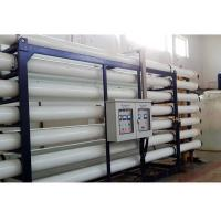 Cheap Heavy duty  Brackish Water Reverse Osmosis Systems / RO Water Treatment Plant wholesale