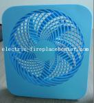 Cheap Blue Desktop ABS 2 Speed Square Electric Fan 110V / 220V 50Hz / 60Hz wholesale