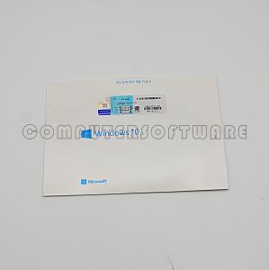 Cheap Korea Language MS Windows 10 Pro Oem DVD Package wholesale