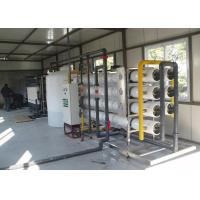 China Reclaimed Waste Water Treatment Plant in textile dyeing industry 100m3/h on sale