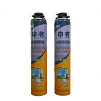 Cheap Fire Resistant Expanding Polyurethane Foam Strong Adhesion For Construction wholesale