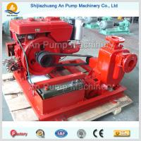 Cheap Diesel engine self priming pump from China wholesale