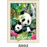 Cheap High Definition 3D Image 5D Pictures Lenticular Printing Services For Home Decoration wholesale