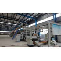 Cheap 1800MM 3 Ply Corrugated Cardboard Production Line 100m / Min For Cardboard Making​ wholesale