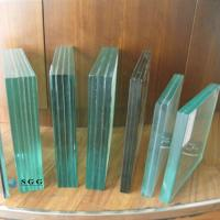 Buy cheap deep processed glass factory supply high quality 10+10mm laminated glass from wholesalers
