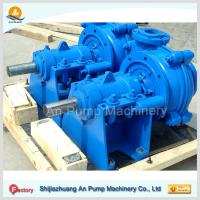 Cheap China expeller seal construction mining slurry pump wholesale