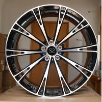 Cheap custom for audi forged replica 1 piece forged machine face aluminum alloy wheels rims wholesale