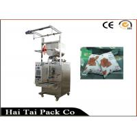 Cheap Juice / Pure Water Automatic Liquid Packing Machinery , Automated Packaging Equipment wholesale