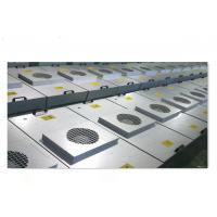Cheap Air Conditioning Commercial Fan Filter Galvanized Sheet High Air Flow wholesale