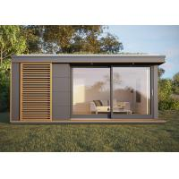 Buy cheap Australian/NZ standard prefab light steel gardern/yard studio granny flat house from wholesalers