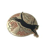Buy cheap Customized Hard Enamel Lapel Pin Badges Gold Metal Plating For Kids from wholesalers