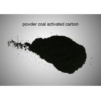 Cheap Wastewater Decolorization Activated Charcoal Powder / Coal Based Activated Carbon wholesale