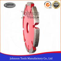 Cheap Normal Segment Tuck Point Blade , Crack Chasing Blade Multi Color wholesale