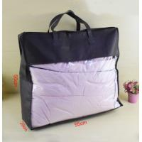 Cheap Sewing PVC Packing Bag , PVC Quilt Bag / Pillow Bag For Bedding wholesale