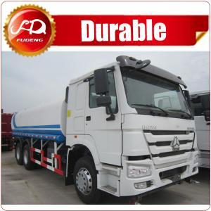 Cheap 18000-20000L HOWO water bowsers 10 wheels heavy water tank truck tanker truck sale wholesale