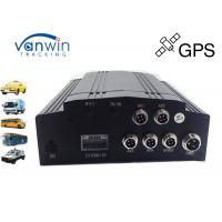 Cheap Anti knock 4 Channel GPS Mobile DVR 1TB Storage Basic for Bus and Taxi wholesale
