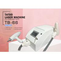 Buy cheap 1064nm 532nm Q Switch ND YAG Laser Tattoo Pigmentation Removal Machine Portable from wholesalers