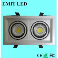 Cheap 2*7w COB LED downlight 360̊ Rotation FR16-2 wholesale