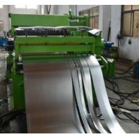 Cheap Flat Steel Slitting Line Machine Chamfering And Deburring Machine For Stainless Steel wholesale