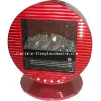 Cheap Red Energy Saving Duraflame Electric Rotating Fireplace 50Hz / 60Hz wholesale