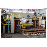 Cheap Semi Automatic Vertical Continuous Casting Machine 2 Strand For Red Copper Round Billets wholesale
