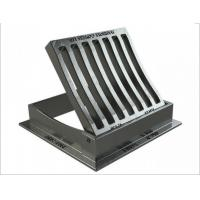 Cheap Anti-theft captive hinge EN124 C250 Gully Gratings Hinged & Dished wholesale