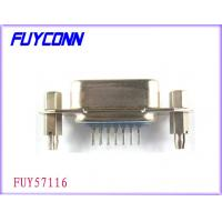 Cheap Certified UL Parallel Port Connector, 36 Pin Centronic PCB Straight Angle Female Connectors wholesale