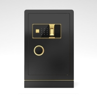 Cheap H600 Electronic Key Safe Box Digital Fingerprint Jewelry Large Safety Deposit Box wholesale
