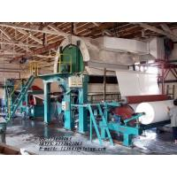 Cheap 1760mm Single Cylinder and Single Wire toilet Tissue Paper Making Machine wholesale