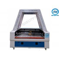 Cheap Professionally Designed CO2 Laser Cutting Engraving Machine With CCD Camera And Conveyor wholesale