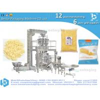 Buy cheap Bestar Multihead Weigher + Packaging Machine Vffs for parmesan cheese +small from wholesalers