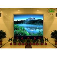 Cheap P6  SMD 3 in 1 Indoor Full Color  LED Display wholesale
