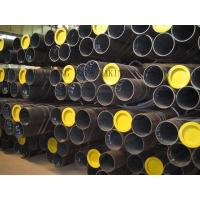 Cheap 35CrMo Seamless Steel Boiler Tubes Gas Cylinder Pipe Varnished With PED ISO wholesale