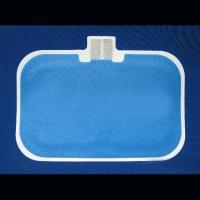Cheap blue Horizontal esu grounding pad without cable,grounding plate wholesale