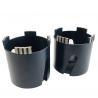 Buy cheap M16 Thread 82mm Turbo Segment Brick Dry Core Drill Bit Laser Welded from wholesalers