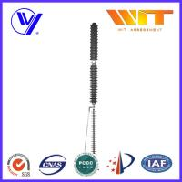 Gapless Polymer Type Surge Arrester Protection Device for Transmission Line