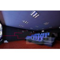 Cheap 4D Movie theater with 4DX ultimate motion effect , 4D cinema special effect , 4d theater locations wholesale