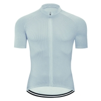 Buy cheap Reflective Custom Club Cut Men Cycling Jersey With European Sizing from wholesalers