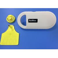 Handheld RFID Microchip Scanner For Dogs , 134.2khz Universal Microchip Reader