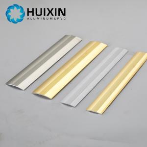 Cheap Aluminium T shaped floor transition strips metal edged trim bronze metal tile trim wholesale