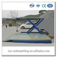 Cheap 220v Scissor Lift Platform Hydraulic Scissor Lift Table Electric Scissor Jack wholesale