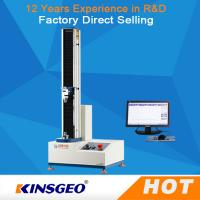 Cheap 1000mm Single Column 5KN Universal Testing Machines With Computer Control wholesale