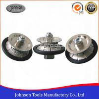 Cheap OEM Accepted Full Bullnose Diamond Hnad Profile Wheels For Hand Held Machine No.20 wholesale