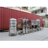 China Industry RO Water Purifier / Water Treatment Plant Tap Water To Drinking Water on sale