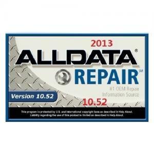 Cheap Repair data ALLDATA 2013.10.53 Automotive Diagnostic Software wholesale