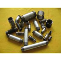 Cheap sch40 sch80 steel pipe nipples wholesale