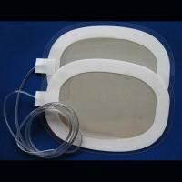 Cheap oval adult monopolar esu grounding pad with special cable,round electrode,grounding plate wholesale