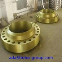 Cheap ASTM A182 F22 Alloy Steel Forged Steel Welding Neck Flange Standard / Non - standard wholesale
