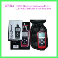 Cheap GS500 MaxScan Professional Live CAN OBD-IIEOBD Code Scanner3 wholesale